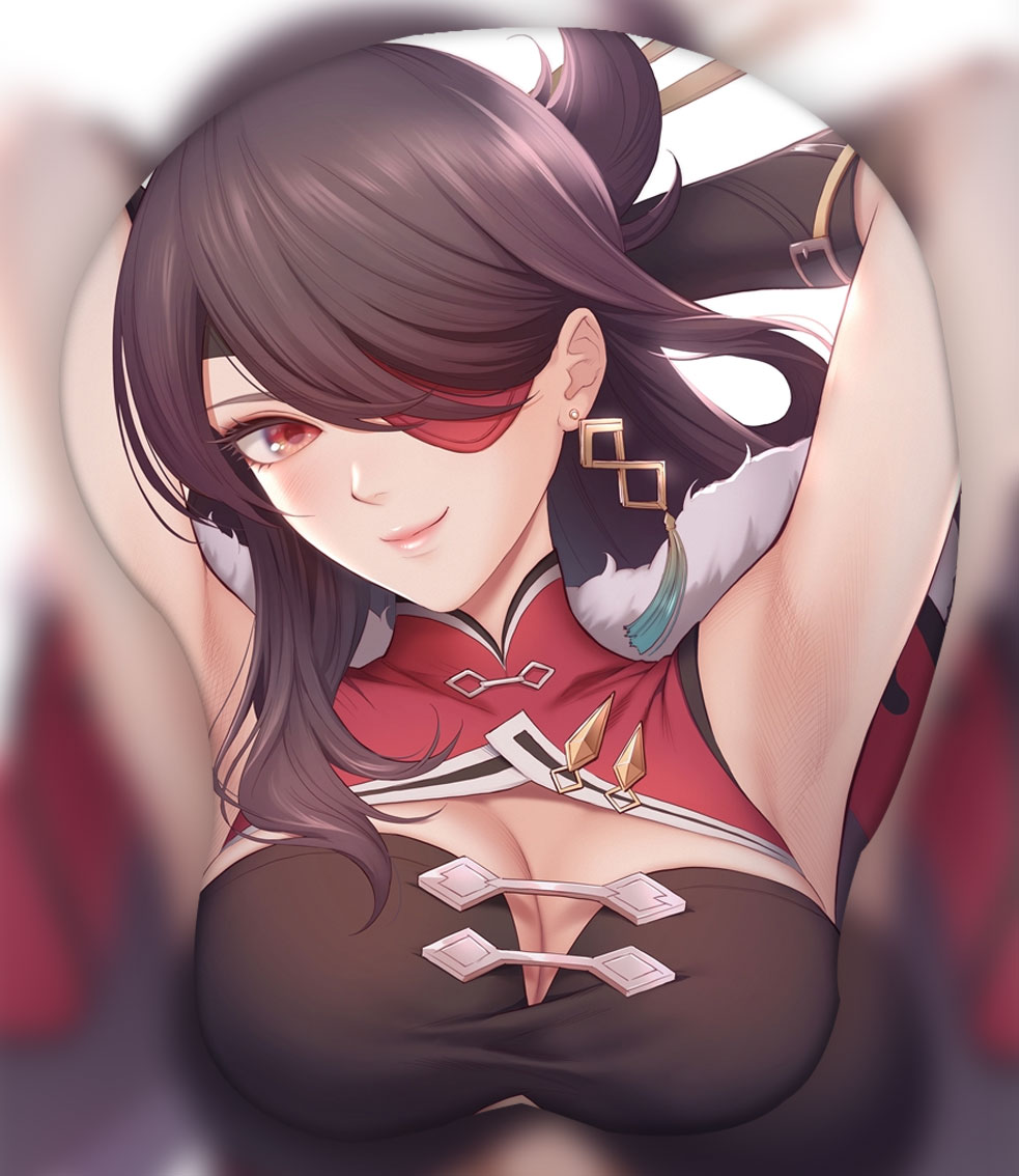 beidou 3d oppai mouse pad ver1 1963 - Boobie Mouse Pad