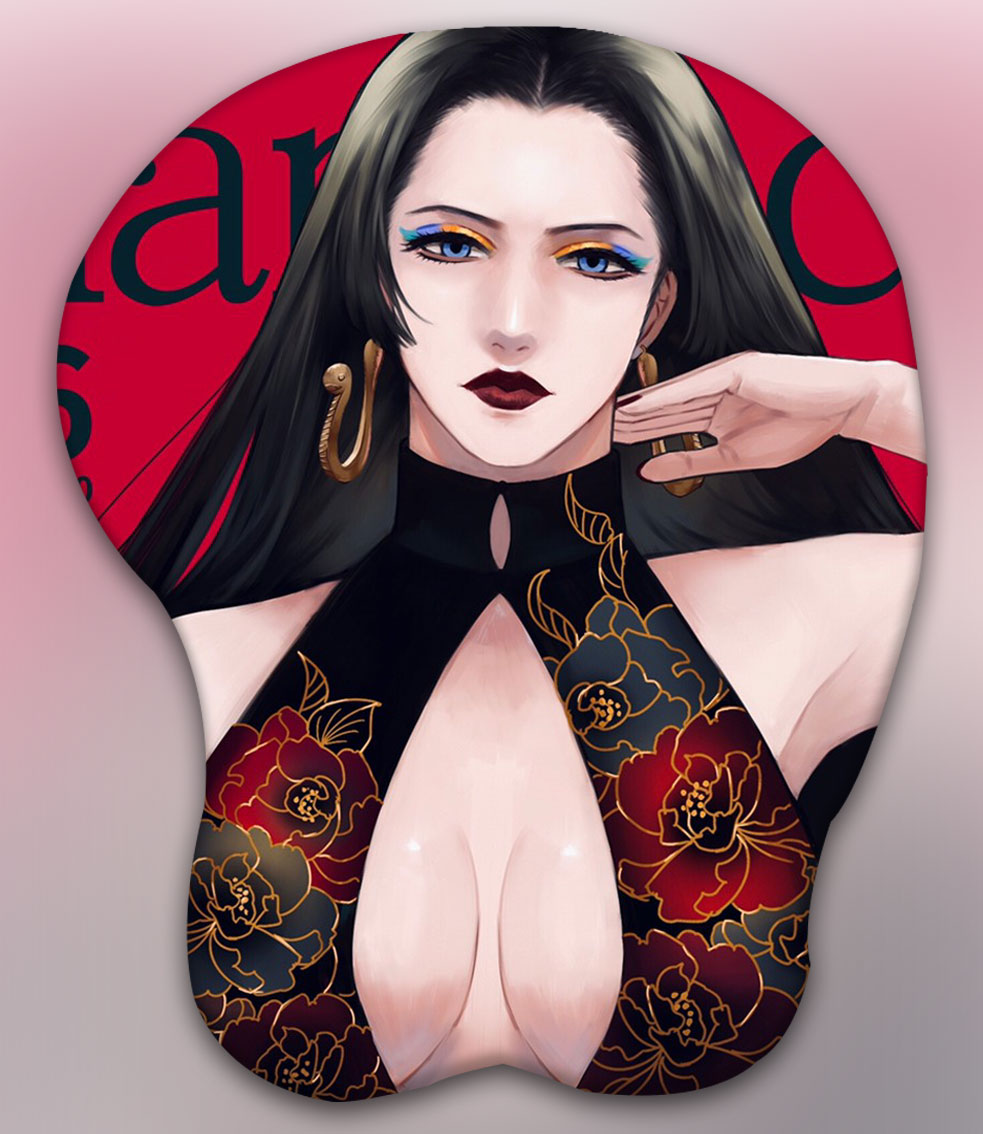 boahancock 3d oppai mouse pad ver3 7715 - Boobie Mouse Pad